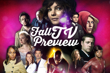 Zimbio's Fall TV Report Card: Which New Shows Make the Grade?