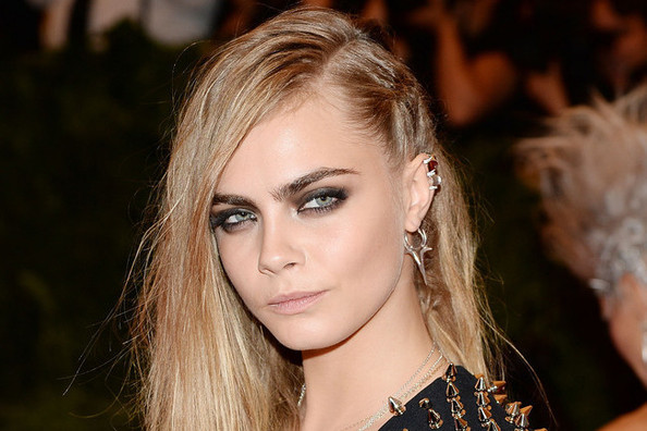 Ear Cuffs Are Shorthand for 'Punk,' It Seems