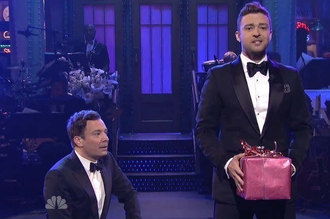 Jimmy Fallon and Justin Timberlake  Gizmodo