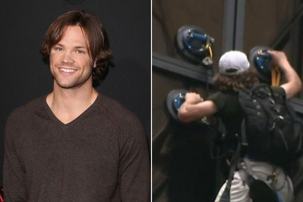 People Wanted to Believe That the Trump Tower Climber Was 'Supernatural' Star Jared Padalecki