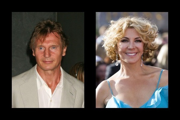 Liam neeson was married to natasha richardson liam for Natasha richardson liam neeson wedding