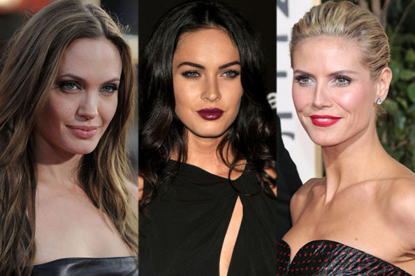 Who Are the Hottest Women in Entertainment?
