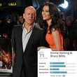 Bruce Willis & Emma Heming