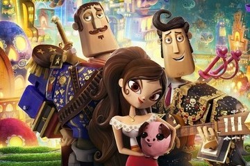 7 Things We Just Learned About 'Book of Life' at Comic-Con