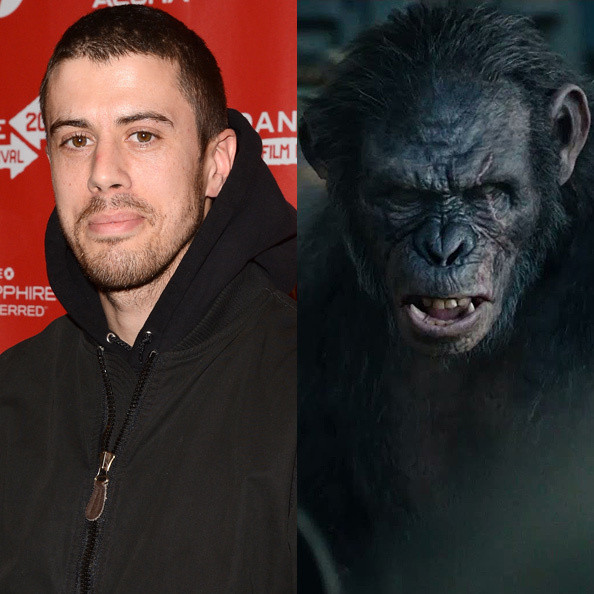 Toby Kebbell as Koba - The Actors Behind the Apes - Zimbio