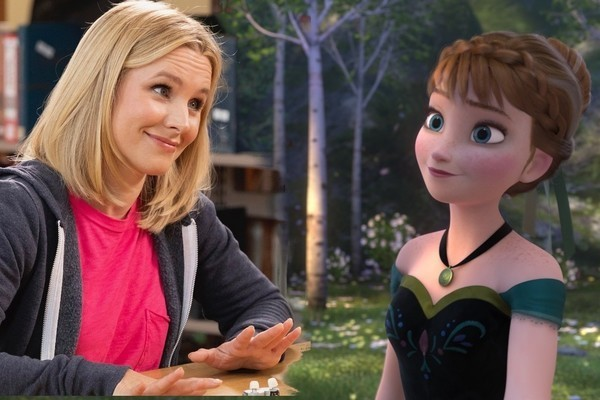 Are You Eleanor From 'The Good Place' Or Anna From 'Frozen'?