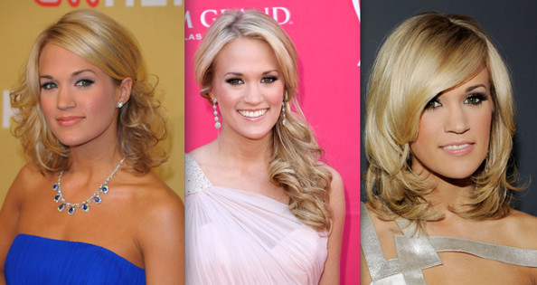 carrie underwood hairstyles. hairstyles Carrie Underwood