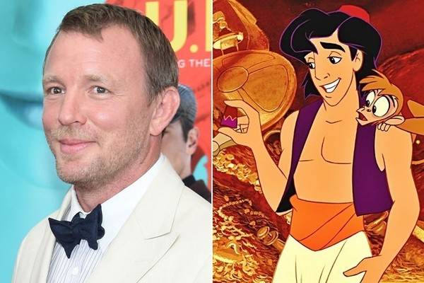 Guy Ritchie to Put the 'Action' in the Live-Action 'Aladdin' Movie