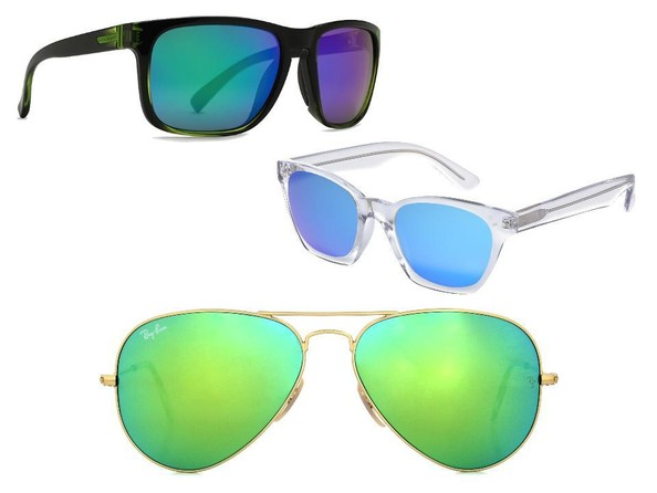 Trend to Try: Mirrored Sunglasses
