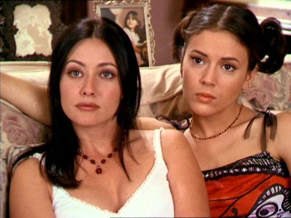 why did shannen doherty get fired from charmed