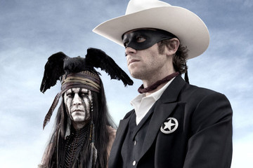 Watch the Latest High-Action Trailer for Johnny Depp's 'The Lone Ranger'