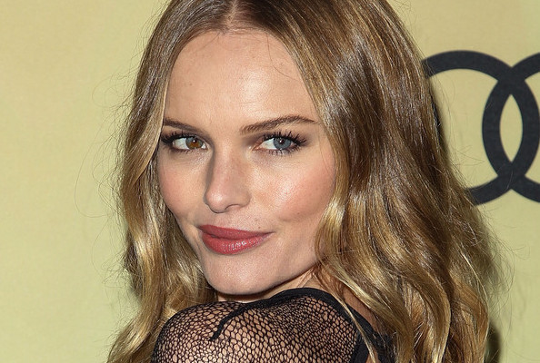 Kate Bosworth's Little Black Cutout Dress