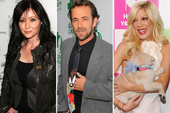'Beverly Hills 90210' - Where Are They Now