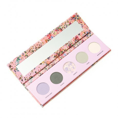 Current Obsession: Cynthia Rowley x Birchbox Eyeshadow Palette No. 2