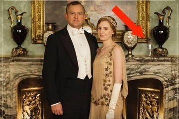 The 'Downton Abbey' Cast Hilariously Responds to Water Bottle Photo Mistake