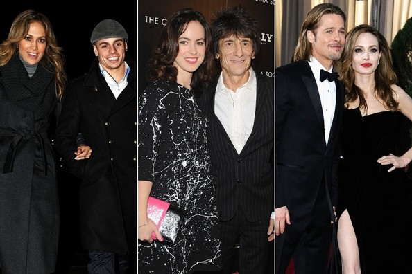 The Hollywood Age Gap - Famous May-December Romances