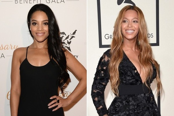 Bianca Lawson and beyonce