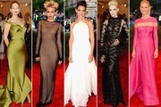 The Best Dressed at the 2013 Met Gala