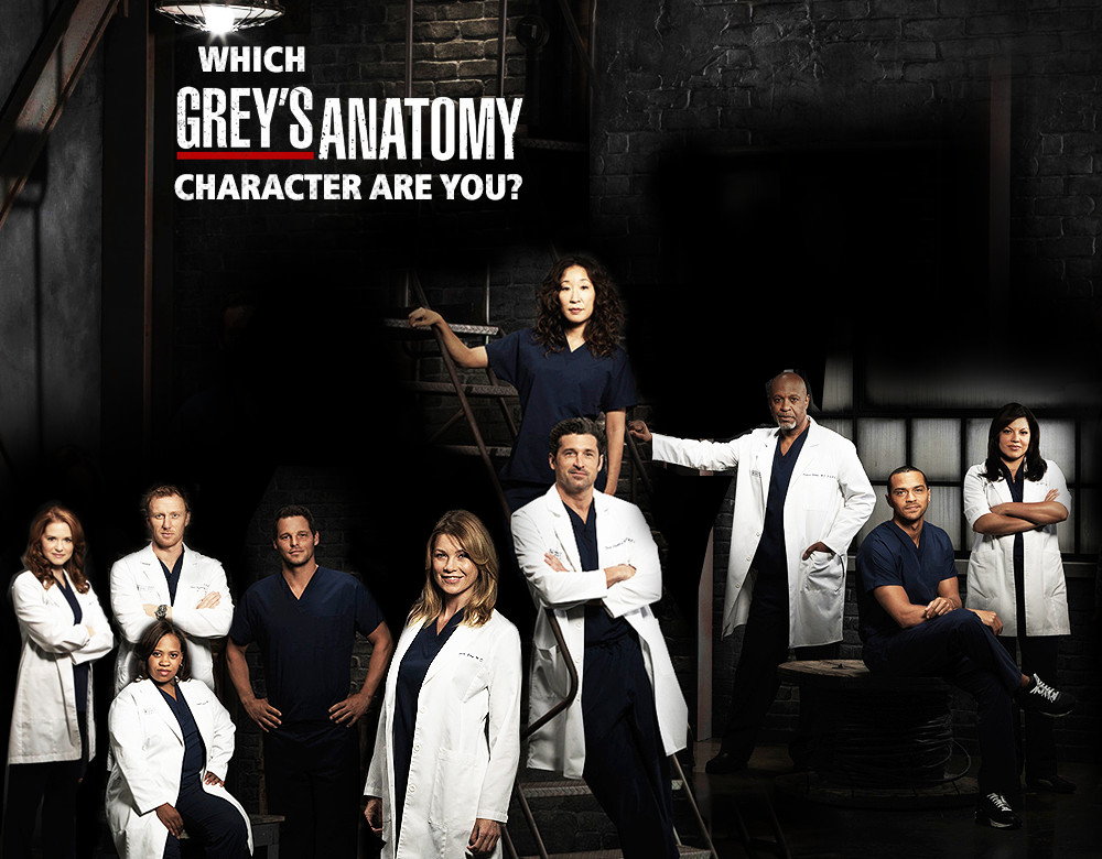 Which \'Grey\'s Anatomy\' Character Are You? - Quiz - Zimbio