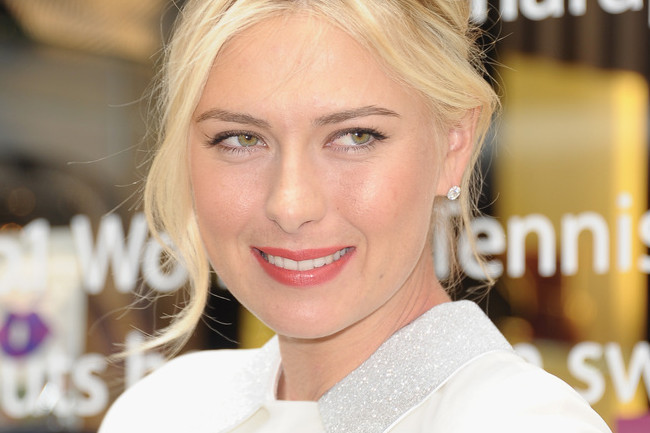 Maria Sharapova Teams Up with Avon, Miss USA Contestant Praised for Healthy Body and More