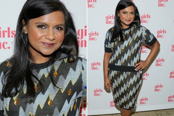 The Crazy Sweater Club (Mindy Kaling is a Member)