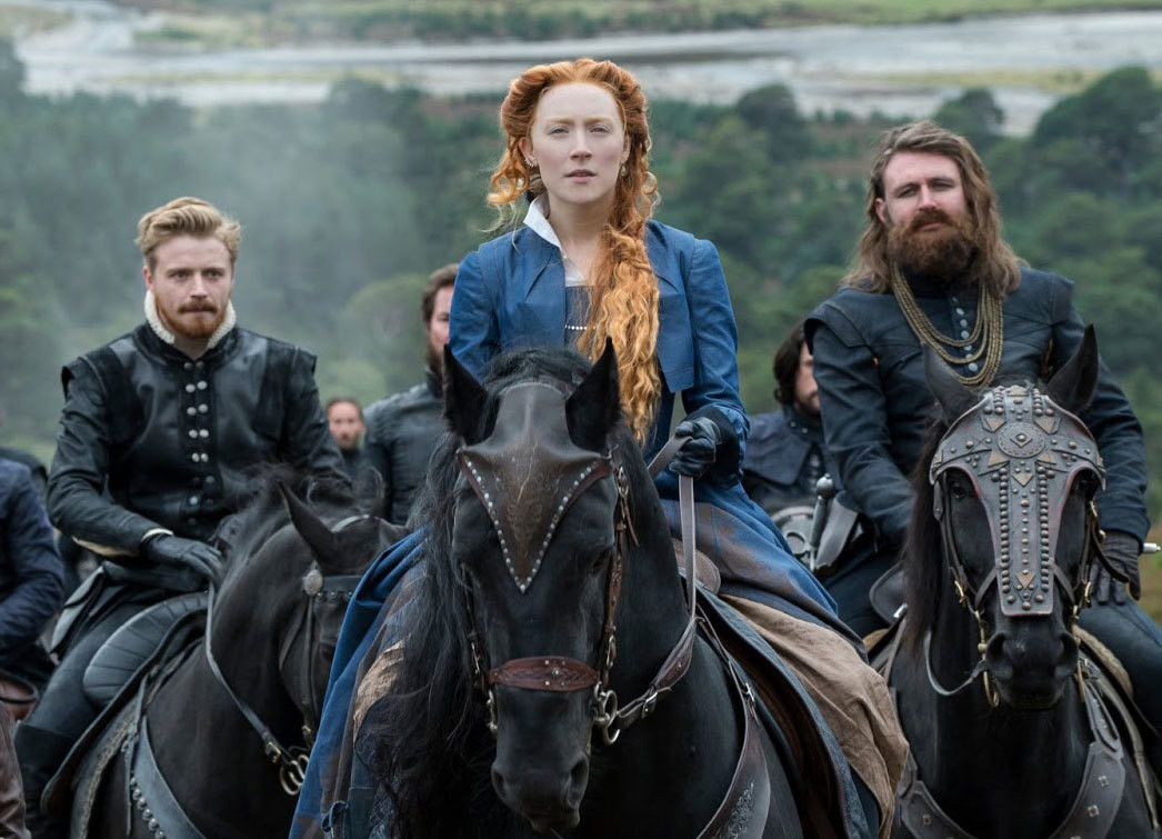 Powerful Women Are Undone By Scheming Men In Uneven 'Mary Queen Of Scots'