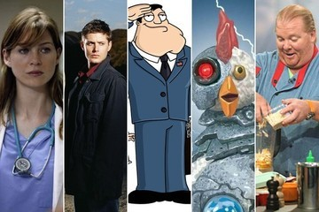 10 Shows That Turned 10 Years Old in 2015