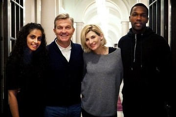 New 'Doctor Who' Characters Added, Including a Male Companion