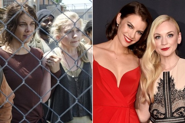This Is What 'The Walking Dead' Stars Look Like When Clean