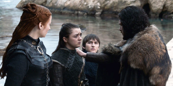 You May Have Missed These 'Lord Of The Rings' Callbacks In The 'Game Of Thrones' Series Finale