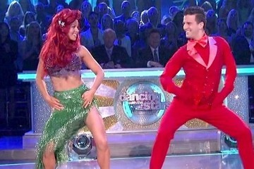 Candace Cameron Bure Got Super Frisky as Ariel on 'Dancing with the Stars'