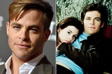 Chris Pine Is All in for 'Princess Diaries 3,' So Let's Make This Happen