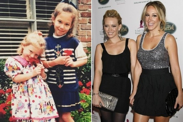 Hilary Duff Shares Adorable Throwback Photo of Sister Haylie on Her Birthday