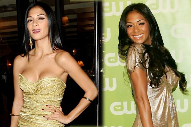 Fashion Flashback: Nicole Scherzinger Then & Now