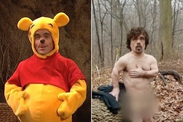 Peter Dinklage Dresses Up as Winnie the Pooh on 'SNL,' Gets 'Naked and Afraid'