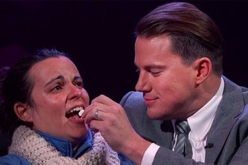 Channing Tatum Gave One Lucky Lady the Valentine's Day of Her Dreams