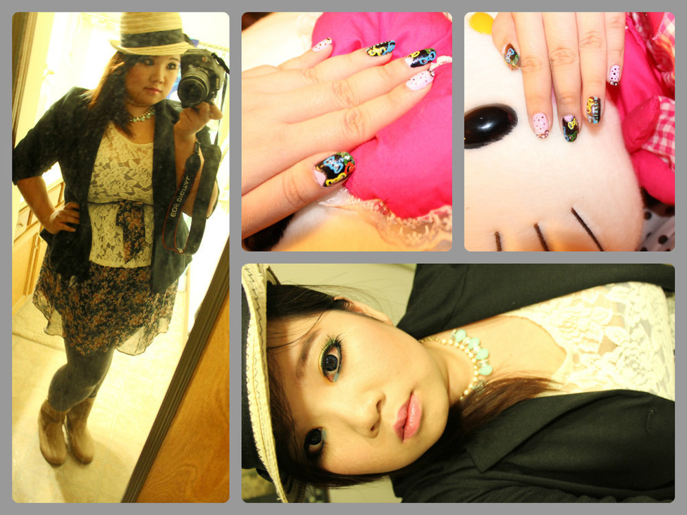 I Judged a Hello Kitty Tokyo Pop Fashion & Nail Art Contest for Sanrio—Check Out My Top 8 Picks!