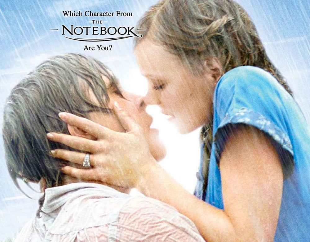 the romanticism as portrayed in the movie the notebook Ryan gosling portrayed noah in the 2004 romantic movie the notebook.