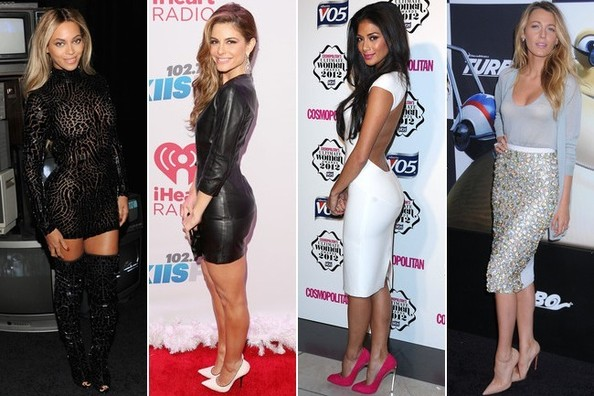 'Fitspiration': 10 Celeb Bodies That'll Help You Stay Focused On Your Fitness Resolutions