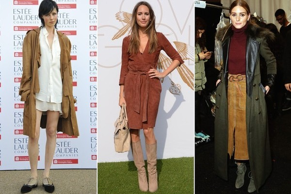 Trend to Try: Neutral Suede