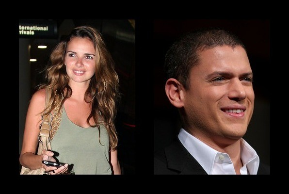 wentworth miller dating history