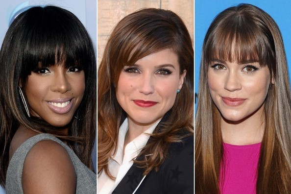 The Big Bang Breakdown—Here's How to Find the Best Fringe for Your Face
