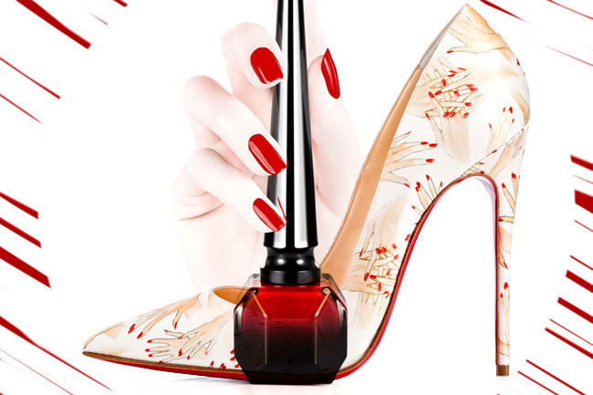 207ea4a02326 Christian Louboutin s Nail Polish is Everything You Imagined it Would Be