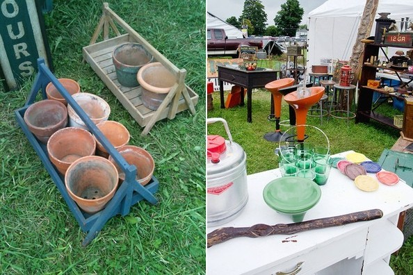 Madison Bouckville flea market | Lonny.com