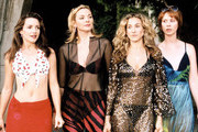 The Most Fashionable TV Shows Of The '90s, Ranked