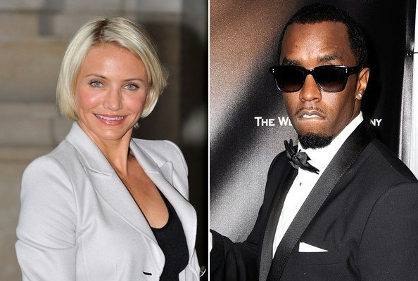 Celebs Who've Dated Rappers » Celeb News/Cameron Diaz Maybe Dated Diddy