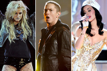 Number 1 Music Artists of 2010