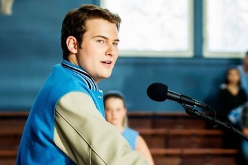 Super Savvy '13 Reasons Why' Star Justin Prentice Says Boys Like Bryce Can Be 'Nipped in the Bud' — With a Lot of Hard Work