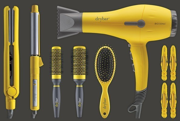 Celeb-Fave Salon Drybar Launches Hair Tools (+ More Products on Their Way)