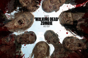 Which 'Walking Dead' Zombie Are You?